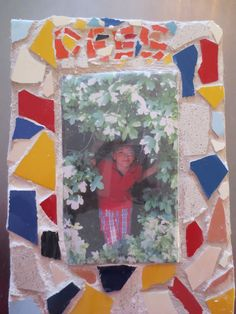 Mozaïek -workshops a la Gaudi :: Kunst & Kolder