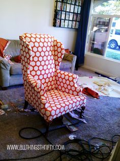 Top 10 Upholstery Tips – All Things Thrifty