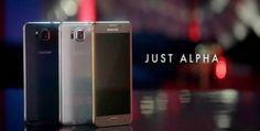 Galaxy Alpha disponible para pre-compra