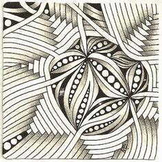 (c)2014 Margaret Bremner; enthusiasticartist.blogspot.com - beautiful use of arukas - also pearlz & sindoo