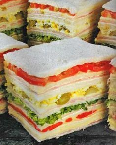 Sandwich olímpico, Uruguayo