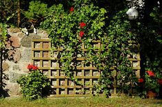 Jagram SA, drewniana kratka ogrodowa Beta