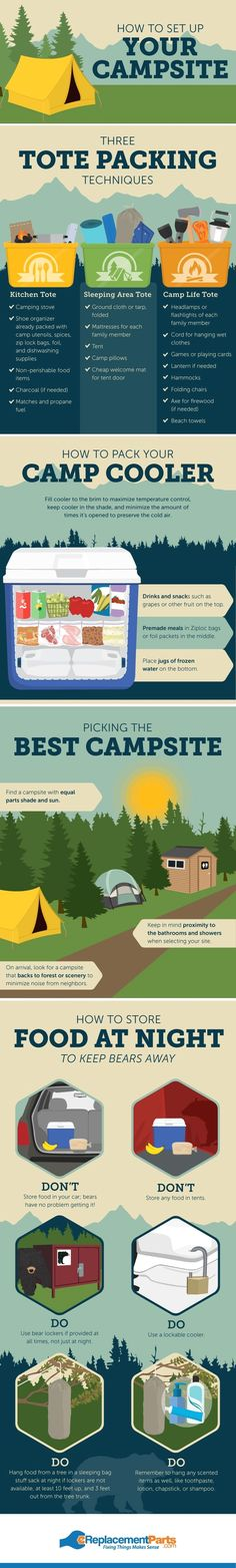 Camping hacks. When it comes to camping out-of-doors, just like everything else, there will always be some good tips and camping cheats that can make the trip a bit easier, if not also down right more fun.