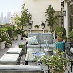 Michael S. Smith's Manhattan Penthouse : Architectural Digest