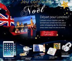 Gagnez un chèque cadeau voyage de 2000€ et plein d'autres cadeaux
