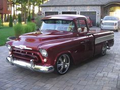 1957 Chevrolet C-10 Cameo Pick Up Truck