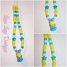 Shopkins Season 2 Handmade Necklaces  Fasta Pasta by LanaLego