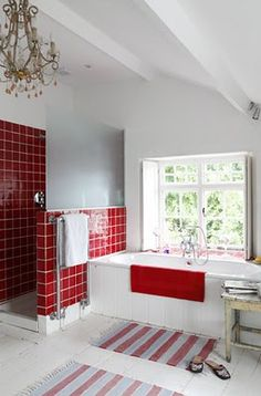 awesome red tile