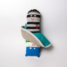 I should try to create some Flip Dolls of my own. This is from Miszkomaszko. Ain't it a cutie?