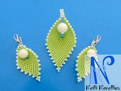 Beading set Lily of the valley