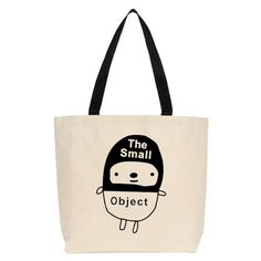The Small Object Tote Bag