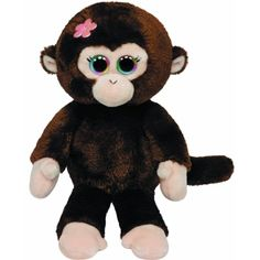 Ty Beanie Babies Petals Monkey with Flower Plush   Continue to the product  at the image 12794f16320f