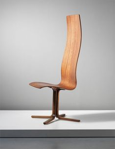 Arne Jacobsen,Tall-backed 'Oxford' chair,