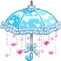 kawaii umbrella - Google Search