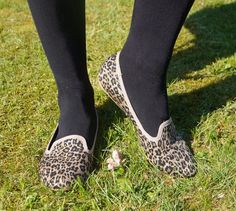 Leo loafers. See all the details on the blog: http://www.kathrinerostrup.dk/2013/05/dagens-outfit-latest-obsession/