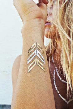Flash Tattoos Lena Set | Bikini.com