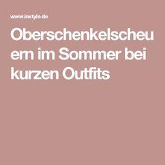Oberschenkelscheuern im Sommer bei kurzen Outfits