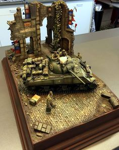 1/35 Diorama                                                                                                                                                                                 More