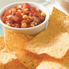 Simple Salsa Recipes - Quick Corn Salsa - http://bestrecipesmagazine.com/simple-salsa-recipes-quick-corn-salsa/