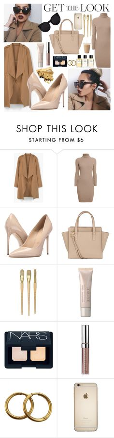 """""""val inspired"""" by evedoll ❤ liked on Polyvore featuring MANGO, Rumour London, Massimo Matteo, Salvatore Ferragamo, Chanel, Guide London, Laura Mercier, NARS Cosmetics, Chantecaille and inspo"""