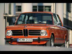 STORMWHEELS: 1969 Made in Germany - BMW 2002