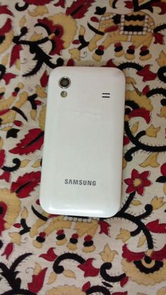 1.5 year old Samsung galaxy ace s5830i with excellent condition along with its accessories... hurry up before anyone takes it. you can pay me after checking the product if you are localite...