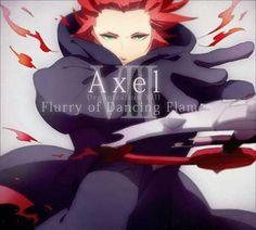 Axel!!! :D
