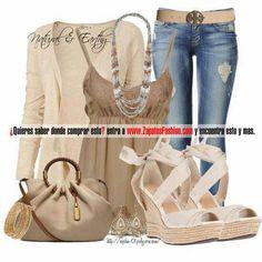 ♥ shades of  beige