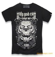 Only God Skull.  Liquor Brand Camiseta Chico TSM 219. 100% algodón. Encuéntrala en shopsnapo.com