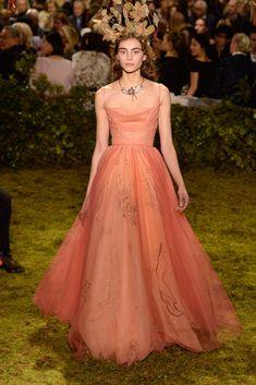 Christian Dior Alta Costura Primavera/Verano 2017