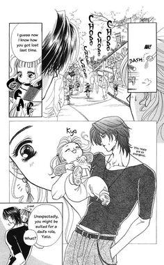 Read manga Kindan no Koi de Ikou Kindan no Koi de Ikou 008 Vol. 2 online in high quality