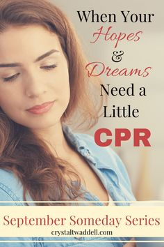 Hopes and Dreams CPR