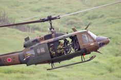 Japan UH-1N