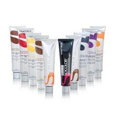 The Top 4 Best Professional Hair Color Lines: Matrix SoColor Permanent Cream Hair Color