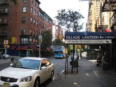 Bleecker Street is a west-east street in New York City borough of Manhattan. It is most famous today as a Greenwich Village nightclub district