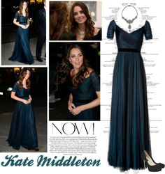 """Kate Middleton"" by ecem1 on Polyvore"