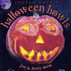 Fun and Scary Music from Andrew Gold #2SPOOKY4ME My kiddos LOVE this album!!