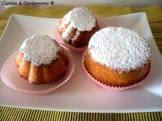 Cumino e Cardamomo: Muffin alla Marmellata