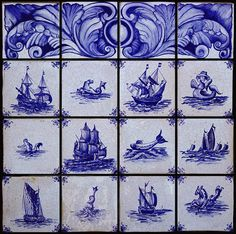 Reminds me of shopping for azulejos in Lisbon with my mom :)