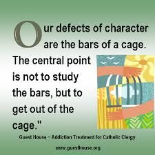 Get out of the cage...