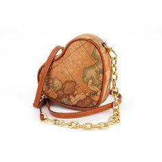 Heart Shape Cross Body Bag