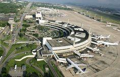 Aeropuerto Galeao - Rio de Janeiro