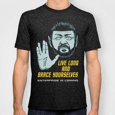 Stark Trek T-shirt