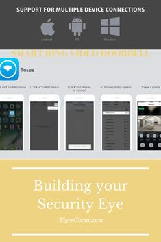 You can see and talk to your visitors before opening the door via your phone, it features a wide-angle HD camera that provides a clear image with no dead ends overview to your home. Mechanical Engineering, Electrical Engineering, Smart Ring, Ring Video Doorbell, Material Science, Dead Ends, Hidden Camera, Intercom, Gadgets And Gizmos