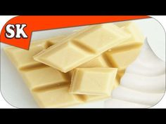 ▶ HOW TO MAKE WHITE CHOCOLATE GANACHE - YouTube