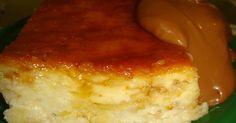 Fabulosa receta para Budín de pan y manzana. El budín de pan es otro de los tantos postres clásicos Argentinos, se puede comer solo o acompañado de dulce de leche (nunca falta no?) y crema chantilly,   Hay muchas recetas y versiones de este postre, a mi gusto no me agrada tan compacto así que le agrego manzana rallada que le aporta humedad y muy buen sabor, también si te gusta la podes enriquecer con pasas de uvas y perfumar con canela.  Vídeo: Budín de Pan Doña Petrona