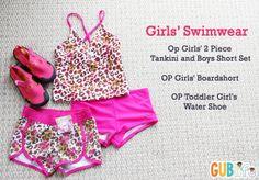 Kids Fashion: Ready for Summer Swimwear at Walmart