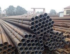 ASTM A106 steel pipe covers seamless carbon steel pipe for high- service in NPS 1⁄8 to NPS 48 inclusive, with nominal(average) wall thickness as given in ANSI B 36.10. It shall be permissible to furnish pipe having other dimensions provided such pipe complies with all other requirements of this specification. pipe ordered under this specification shall be suitable for bending, flanging, and similar forming operation, and for welding. when the steel is to be welded. it is presupposed that a…