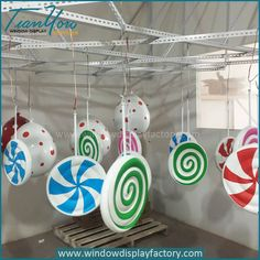 giant lollipop prop giant lollipops lollipop candy candy decorations outdoor decorations christmas - Giant Candy Decorations Christmas