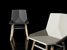 Mobles114 Barcelona Green Chair 3d model | Javier Mariscal